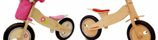 Kids Wooden 'Runners-Bike'