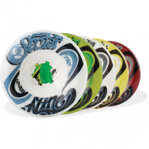 Sector Nine – Wheels – 65mm/78a TS
