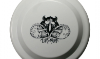 Live To Surf Rhino Frisbee (Flying Disc)