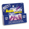 Mack's® AquaBlock® Soft Flanged Earplugs (2 Pair)