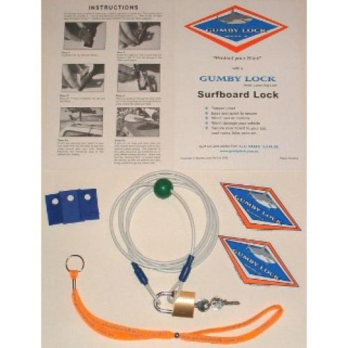 Gumby Lock – Fin Box Lock