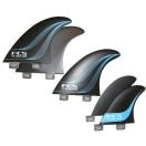 FCS TC Aqua-Line Tri/Quad Fins