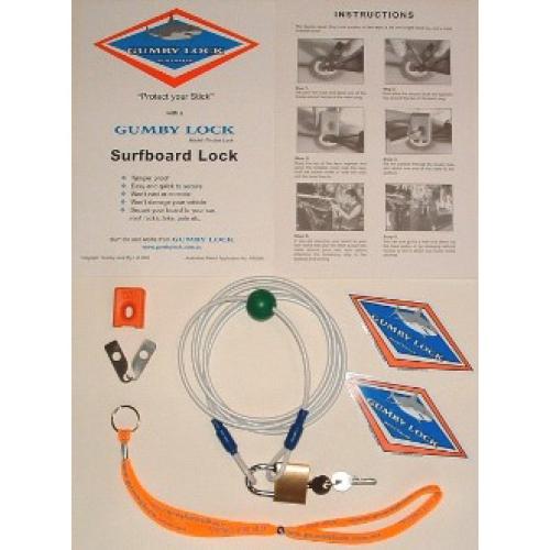 Gumby Lock – Leash Plug Lock
