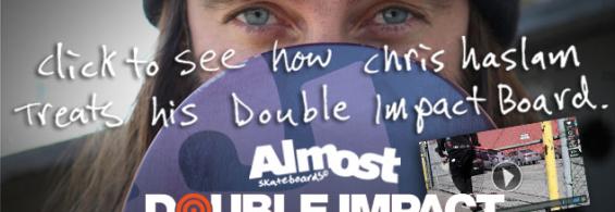 Chris Haslam Double Impact