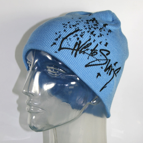 "Live To Surf ""Birds"" Toque"