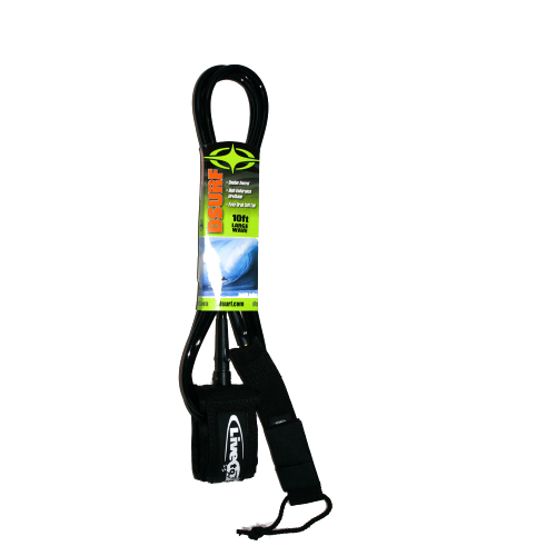 10 ft Large Wave – Live To Surf – Surfboard Leash