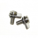 Lokbox Screw and Plate