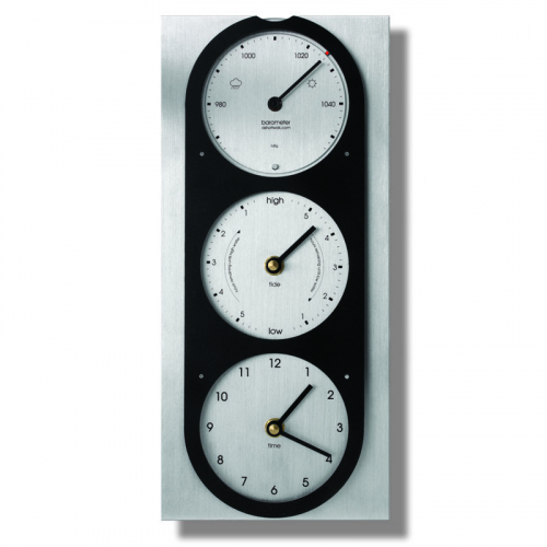 Coastal Weather Station with Tide Clock