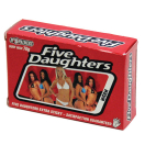 Five Daughters Surf Wax