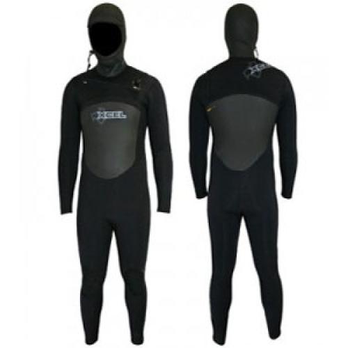 Xcel Infiniti X-Zip2 Hooded 6/5/4 Wetsuit