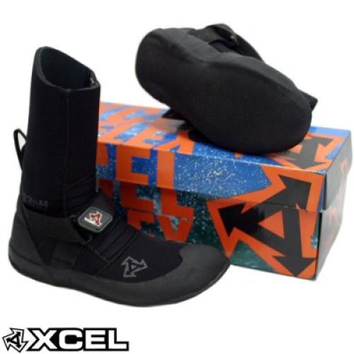 Xcel 7mm X-Flex Booties