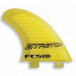 FCS Stretch SF4 PC Quad Fins