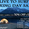 BOXING DAY SALE 2012