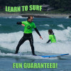 Tofino Surfing Lessons