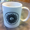 Live To Surf Original Logo Coffee Mug