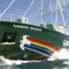 Rainbow Warrior Wild Salmon Flotilla, Wants Surfers – Oct 07, 2013