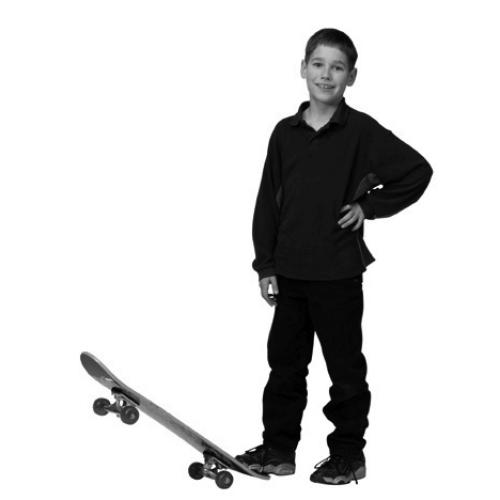 Kids Complete Skateboard