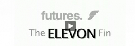 The Elevon Fin by Futures