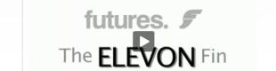 The Elevon Fin by Futures