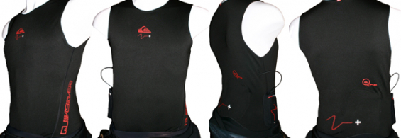 Quiksilver Cypher PS + Heated Vest System