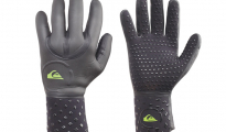 Quiksilver 3mm Cypher 5 Finger Gloves
