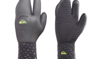 Quiksilver Cypher 5mm - 3 Finger Gloves