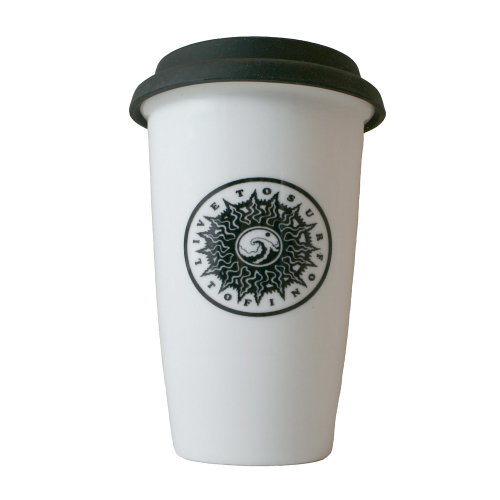 Live To Surf – Coffee Cup