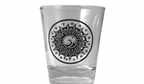 Live To Surf - Shot Glass