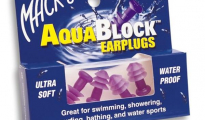 Mack's® AquaBlock® Soft Flanged Earplugs (2 Pair)