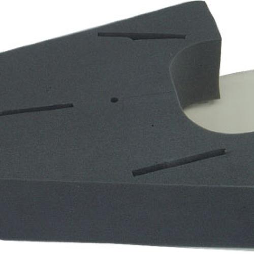 Surfboard Fin Protection Foam Block