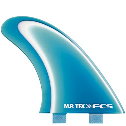 FCS M.R. TFX Twin Fins