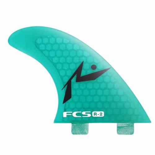 FCS R-2 (Rusty) PC Fins