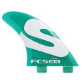 FCS S-25 (Simon Anderson) PC Fins