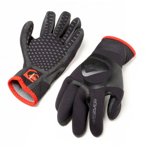 Quiksilver 5mm Syncro 5-Finger Gloves