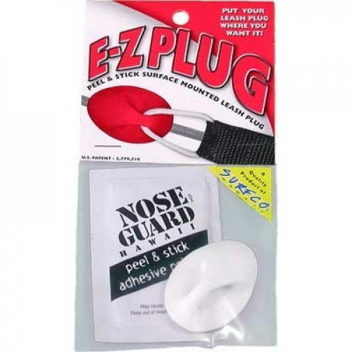E-Z Plug Stick On Leash Plug