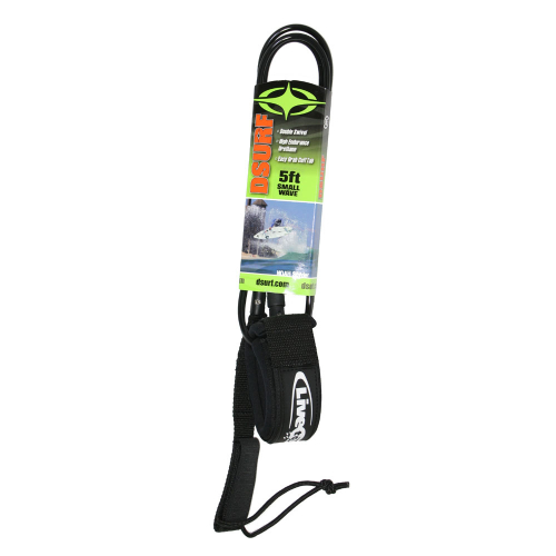 5 ft Competition – Live To Surf – Surfboard Leash
