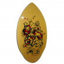 Fourskims Groph Skimboard Medium