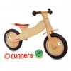 Runners-Bike Kids Wooden Push Bike