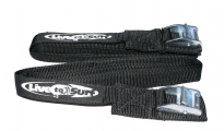 Live To Surf 12' Tie Down Straps