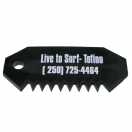 Live To Surf Wax Comb
