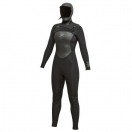 Xcel Womens Infiniti X-Zip2 Hooded 6/5/4/3 Wetsuit