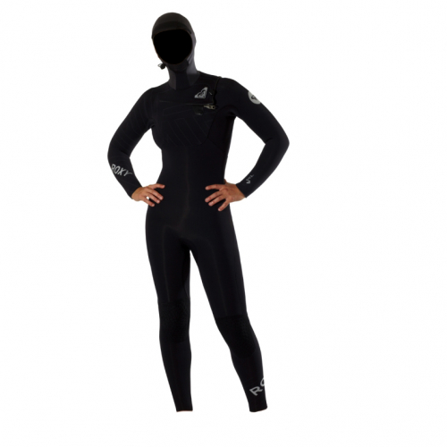 Roxy 5/4/3 Hooded Cypher Wetsuit