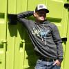 Live To Surf – Unisex Pullover Sweatshirt – Signature