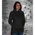 Live To Surf Embroidered Womans Sweatshirt