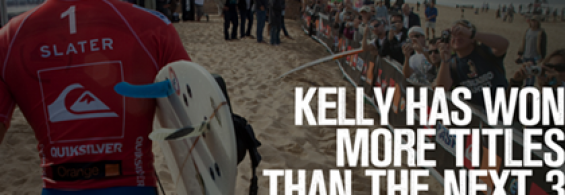 Kelly Slater: Greatest Athlete Of All Time?
