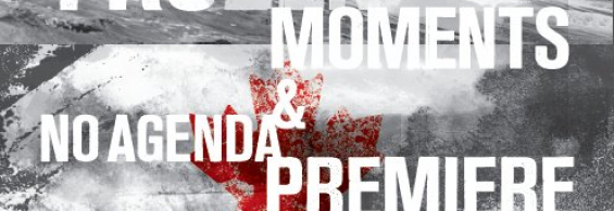"""Frozen Moments"" & ""No Agenda"" Premiere – June 24th 2012"