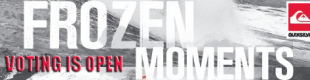 "Quiksilver ""Frozen Moments"" video contest is now live and voting is OPEN."