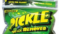 The Pickle - Wax Remover