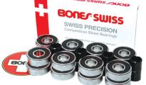 Bones Swiss 16 pack Bearings