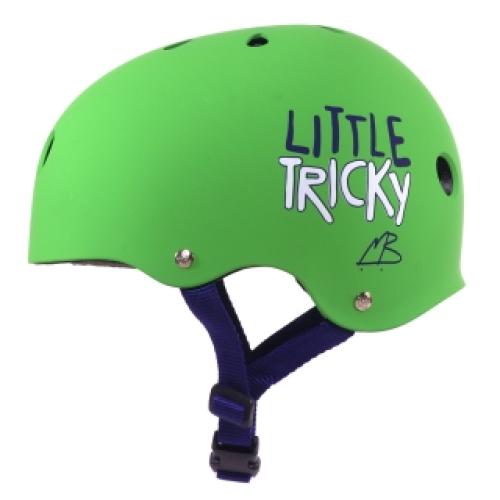 Triple Eight Little Tricky Youth Helmet – Dual Certified